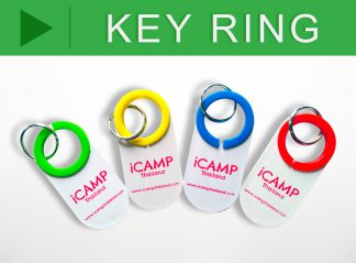 iCamp Keyrings